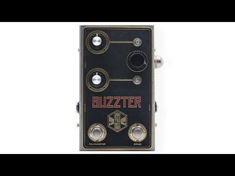 Beetronics Buzzter - Boost/Preamp