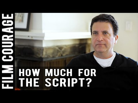 A Script So Good The Only Question Is, How Much Will It Sell