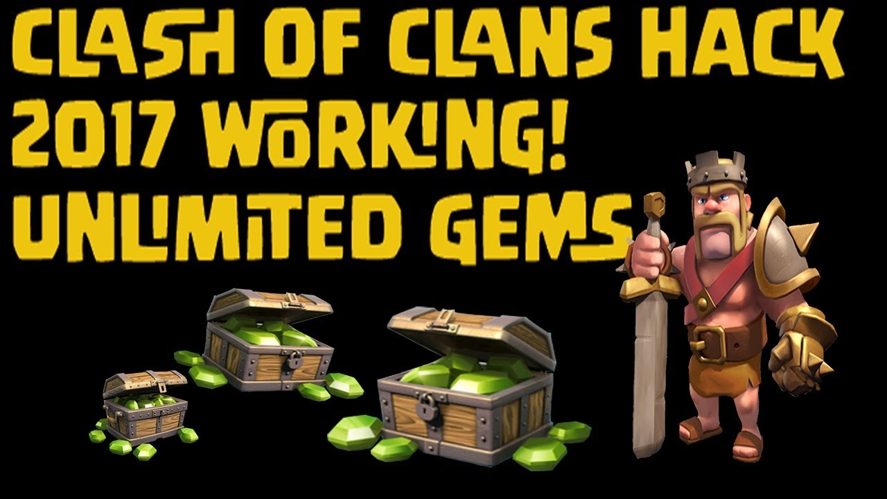 Clash of Clans Hack-Working 2018-Tutu App-No PC Needed