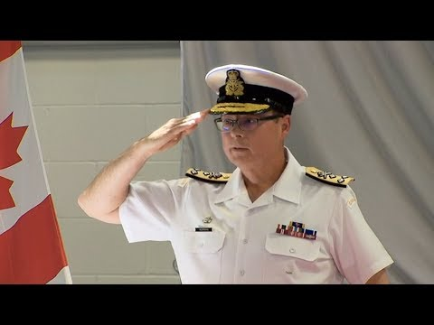 Breach of trust charges filed against Canadian Vice-Admiral Norman
