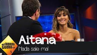 El lado más romántico de Aitana al explicar la letra de 'Nada sale mal' - El Hormiguero 3.0