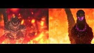 Godzilla Singular Point Shin Godzilla Homage (シンゴジラポイント)