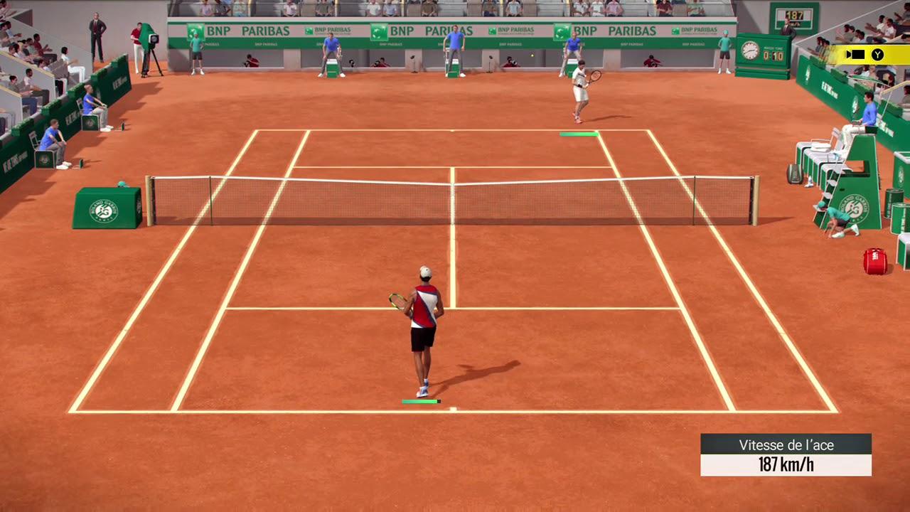Roland Garros Finale