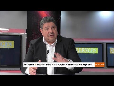 Challenges Akli Mellouli Quelle place réserver à la Communauté algérienne en France dans notre dével