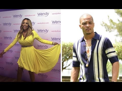 "Wendy Williams ""Takes Shots At Tiny After T.I Dissed Her Bikini Picture"""