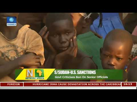 UN Distributes Aid To Displaced People In S/Sudan | Network Africa |