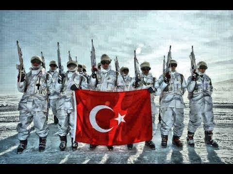 Турция наращивает численность своей армии