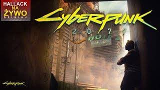 Cyberpunk 2077 oglądamy gameplay