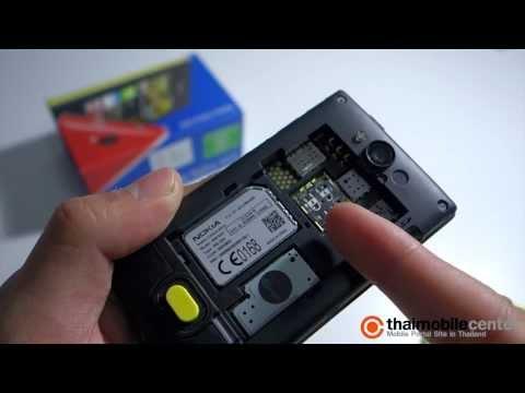 รีวิว Nokia Asha 503 ตอนที่ 1 : แกะกล่อง โชว์กล้อง 5 ล้านพิกเซล บนตัวเครื่องดีไซน์ใหม่
