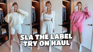THE NEW SLA COLLECTION | TRY ON HAUL