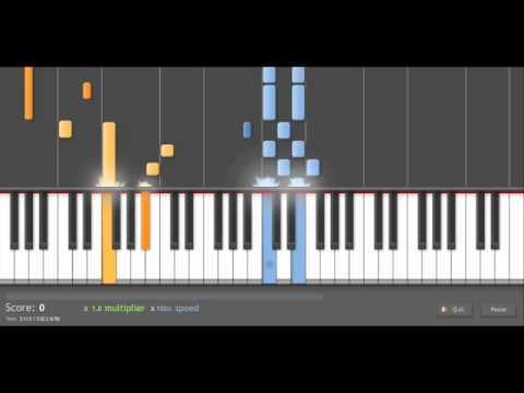 Si la mer se dechaine-iev169-dp-satb piano tutorial.