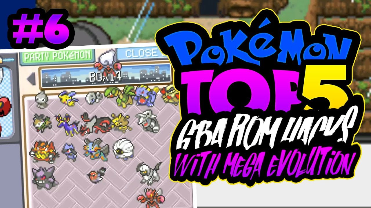 pokemon mega evolution aquamarine full version download