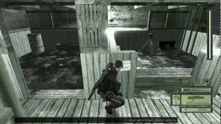 Splinter Cell Walkthrough - Abattoir HD