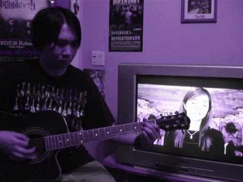Do As Infinity  深い森 FUKAI MORI guitar