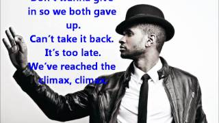 Climax Usher (Lyrics)