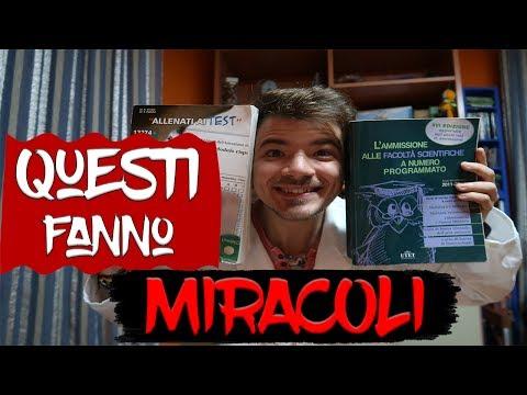 QUALI LIBRI USARE PER SUPERARE IL TEST ED ENTRARE A MEDICINA | Vlog #46 | Aboutpeppe893