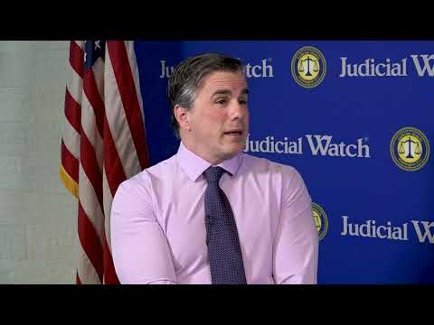 Tom Fitton: OUTRAGEOUS that DOJ/State Dept. are Stonewalling Judicial Watch on Clinton Email Scandal