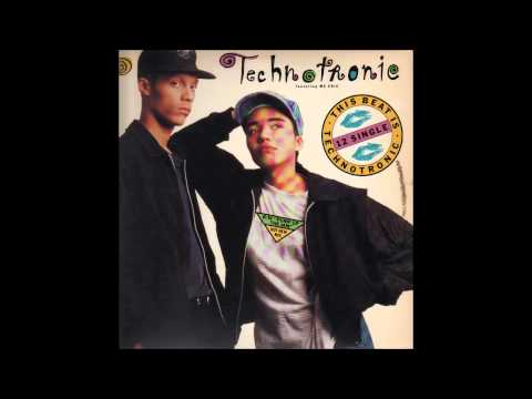 Technotronic -This Beat Is Technotronic (Extended)
