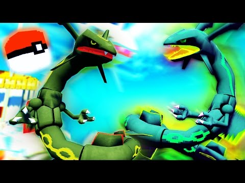"""Minecraft Pixelmon Lucky Block Island - """"RAYQUAZA'S WINDY WINDMILL!"""" - (Minecraft Pokemon Mod)"""