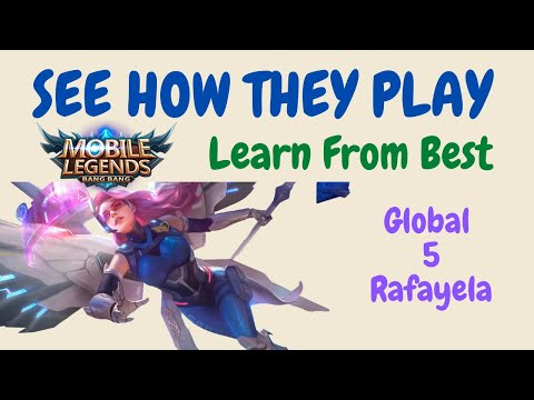Watch the Pros, learn Skills and be the Pro | Global 5 Rafayela | Episode 1