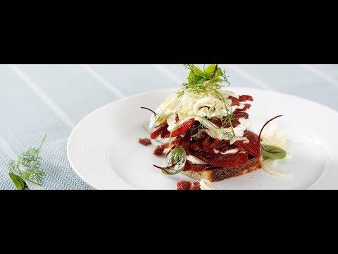 Risotto con bresaola e limone | Antonio Corrado | Saporie from YouTube · Duration:  5 minutes 20 seconds