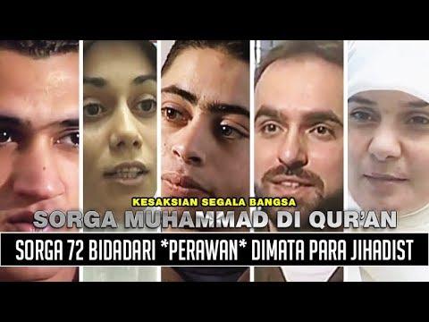 Benarkah Ada Sorga 72 B1dadari *P3rawan* Di Qur'an ?