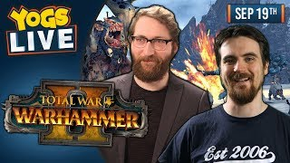 THE RITUAL IS COMPLETE! - Total War: Warhammer II w/ Ben & Tom - 19th September 2018