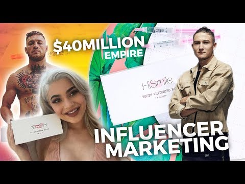 Influencer Marketing & Social Media - How To Growth Hack Your Company To A $40 Million Dollar Empire