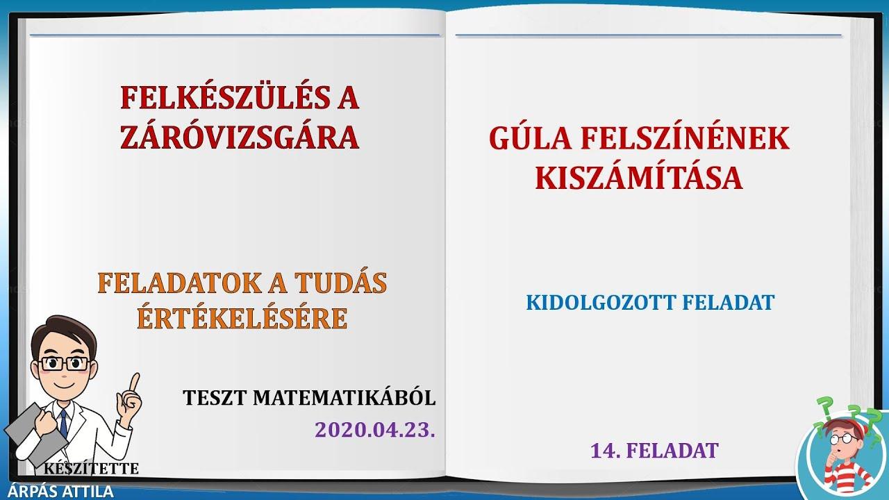 betűk magassága a szemvizsgálaton)