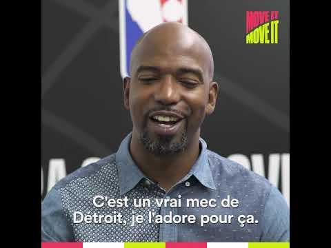 Rip Hamilton : Kobe Bryant était un super coloc !