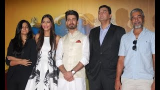 Khoobsurat trailer launch