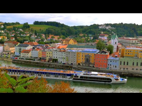 Danube River Cruise Bike Tour Video | Backroads