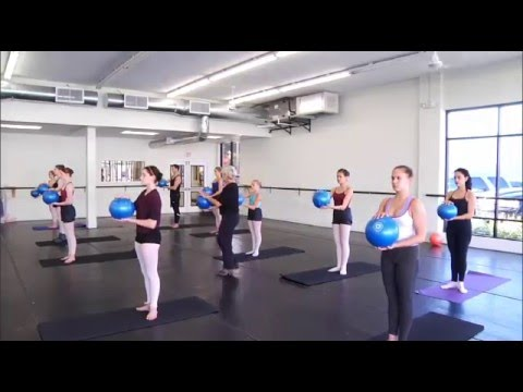 Pilates with Peggy Webb