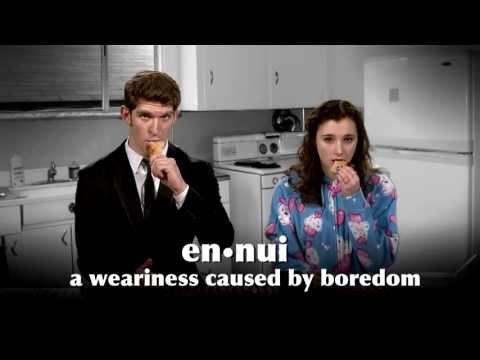 Ennui | Word Songs | The Friday Zone | WTIU | PBS