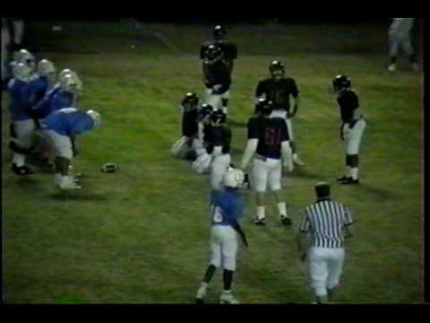1991 Griffin - Spalding County City Championship Football Game:  COLTS vs FALCONS
