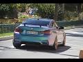 600HP BMW M4 PP-Performance w/ Arkapovic Exhaust in Monaco! REV BATTLE & LOUD SOUNDS!