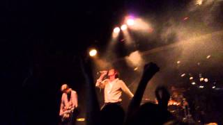 Iceage - Forever  [live at teatr, moscow,  may 30 2015]