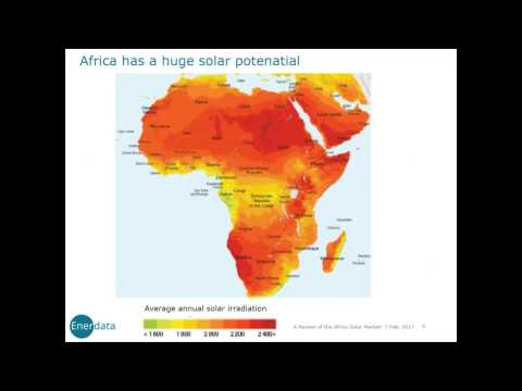 A Review of the Africa Solar Market
