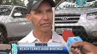 BEACHE TENIS  AABB MARINGÁ CAMPEÃ
