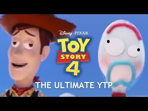 The Ultimate Toy Story 4 YTP