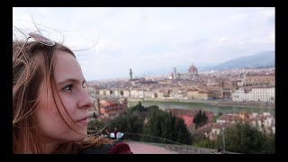 1 день во Флоренции. Достопримечательности Италии.(Сегодня мы открываем еще одну, новую главу из приключенческого романа