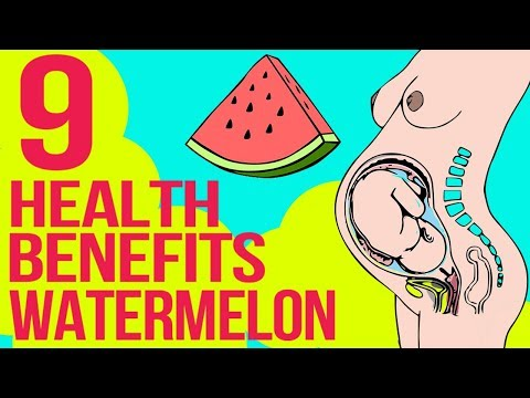 9 Healthy Reasons To Eat More Watermelon During Pregnancy - Benefits of watermelon during pregnancy