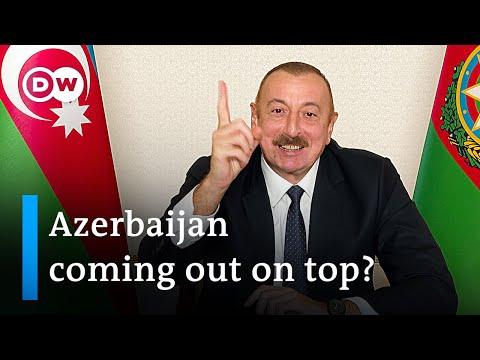Armenia And Azerbaijan Agree On Peace Deal | DW News
