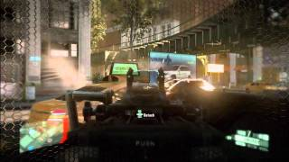 EA Crysis 2 -- The Crysis 2 Experience Part 1