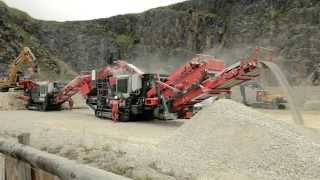 qh331hs mobile cone crusher