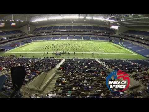 Bands of america and University Interscholastic League 2013 marching band competitions