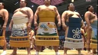 Мартовский турнир по Сумо 2014, 1-3 дни Хару Басё Осака  Haru Basho Osaka