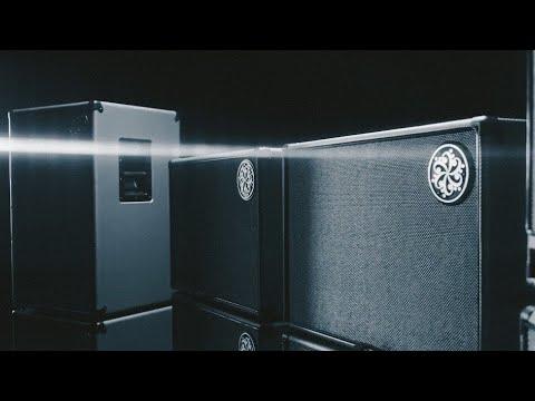 As light as it gets: Lightweight Bass Cabinet Line