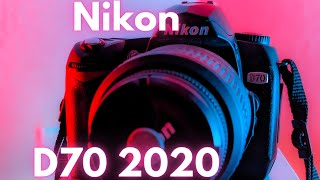 Nikon D70 in 2020; How does it…
