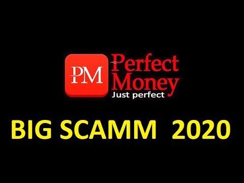 💩 Perfect Money  Скама никто не ждал в 2020 году